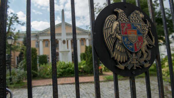 Посольство Армении в России - Sputnik Արմենիա