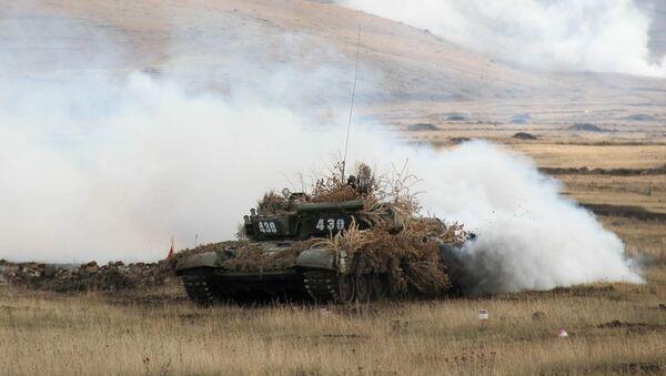 Учения ОДКБ Взаимодействие-2017 в Армении - Sputnik Արմենիա