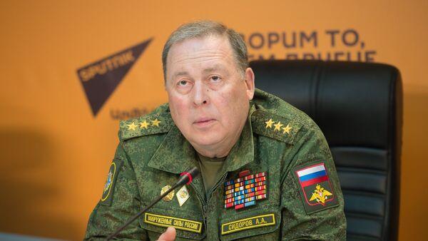Генерал-полковник Анатолий Сидоров - Sputnik Արմենիա