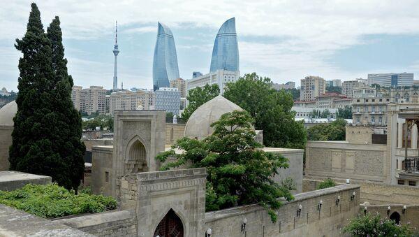 Города мира. Баку - Sputnik Армения