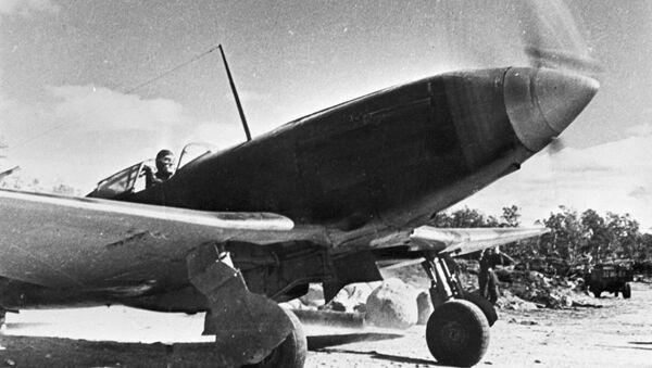 Самолет МИГ перед боевым вылетом - Sputnik Армения