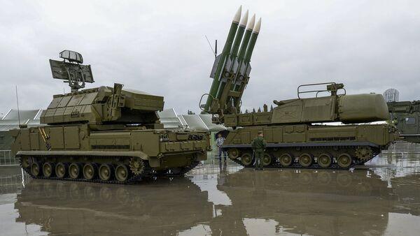 Зенитный ракетный комплекс Бук-1М - Sputnik Армения