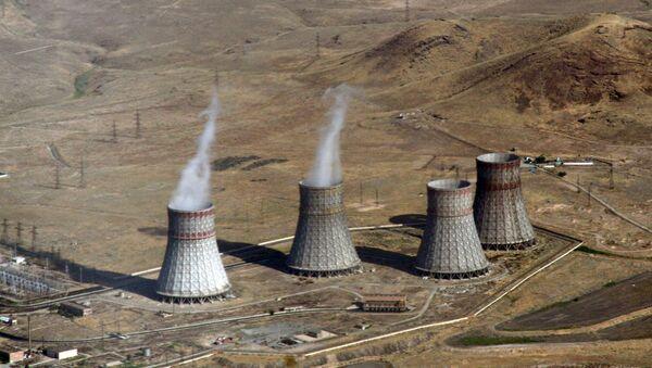 Армянская АЭС - Sputnik Армения