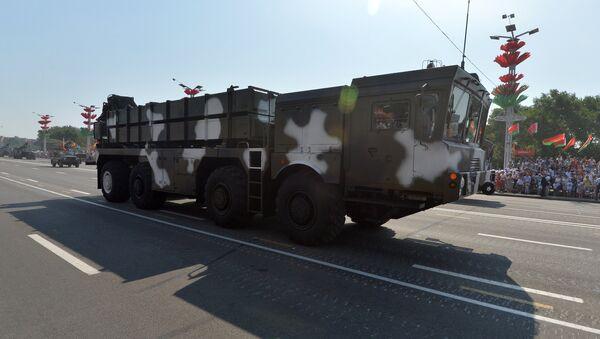 Военный парад в честь Дня независимости Белоруссии - Sputnik Արմենիա