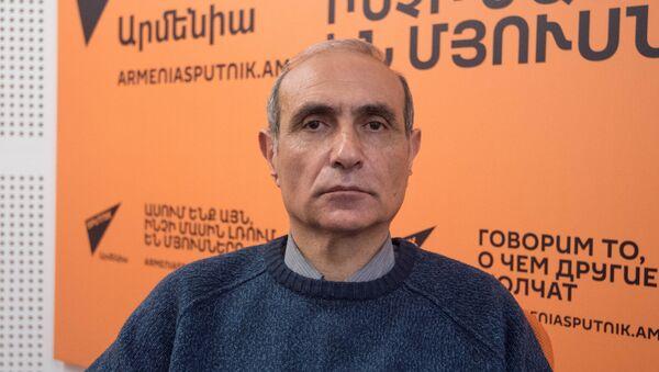 Айк Наапетян - Sputnik Արմենիա