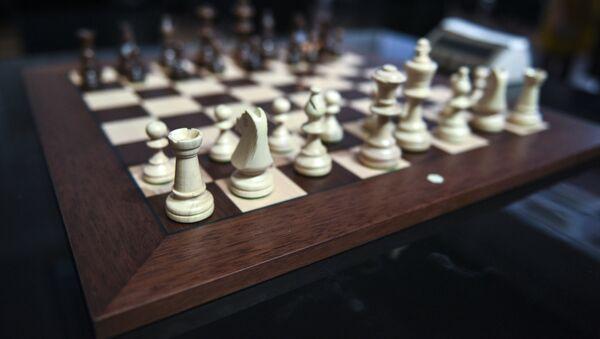 Торжественный вечер, посвященный открытию турнира претендентов на титул чемпиона мира по шахматам - Sputnik Армения