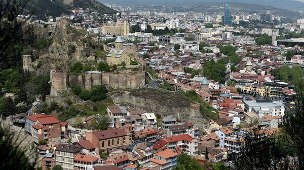 Город Тбилиси, Грузия - Sputnik Արմենիա
