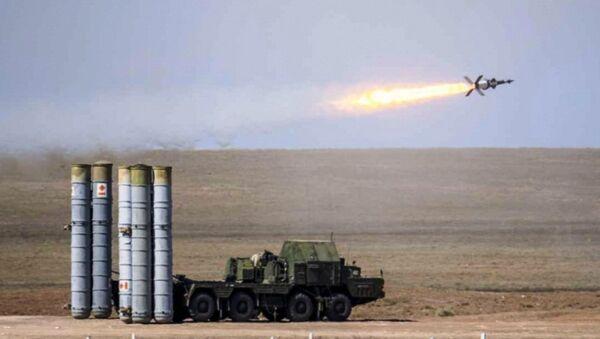 Российские зенитчики прибыли в Армению после боевых стрельб из ЗРК С-300В на полигоне «Капустин Яр» - Sputnik Армения