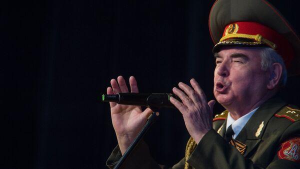 Ансамбль песни и пляски Российской армии имени А. В. Александрова выступил в Ереване - Sputnik Армения