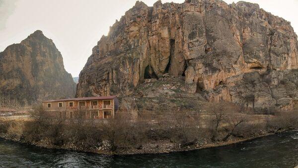 Пещера в Арени - Sputnik Армения