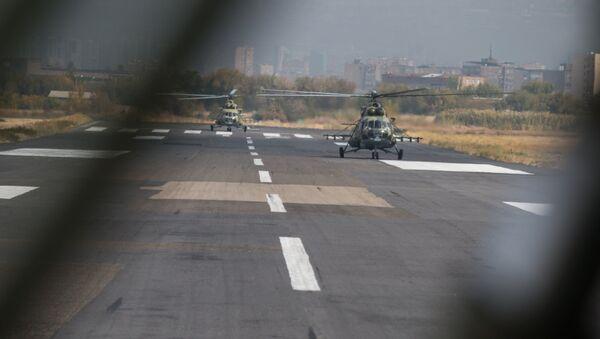День авиации в авиабазе Эребуни - Sputnik Армения
