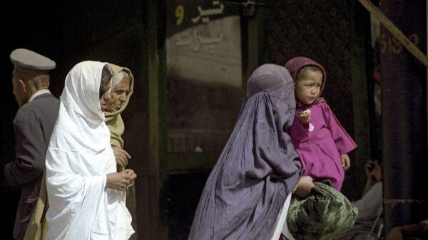 Женщины-мусульманки - Sputnik Армения
