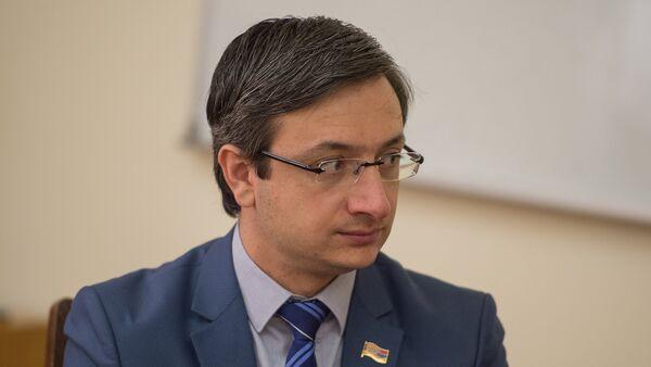 Геворг Георгисян - Sputnik Արմենիա