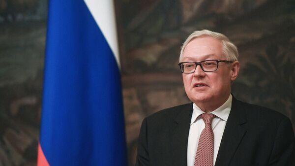 Заместитель министра иностранных дел РФ Сергей Рябков - Sputnik Армения