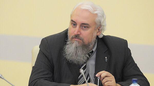 Заместитель директора Российского института стратегических исследований  Михаил Смолин - Sputnik Армения