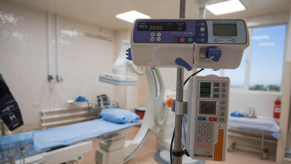 Отделение сердечно-сосудистой хирургии - Sputnik Արմենիա