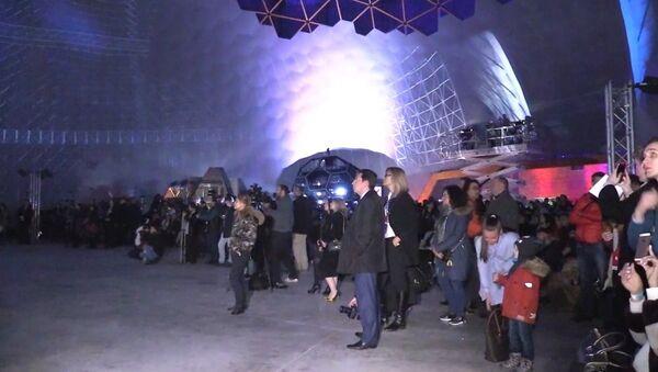 СПУТНИК_самый большой планетарий в мире открылся в Санкт-Петербурге - Sputnik Արմենիա