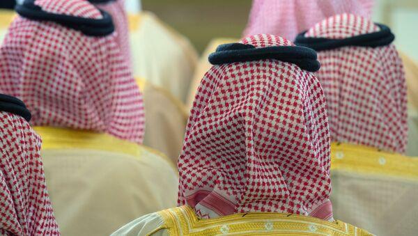 Представители делегации Саудовской Аравии - Sputnik Արմենիա