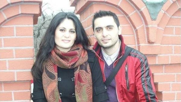 Марианна Мирзоян с братом Маратом Уелдановым-Галустяном - Sputnik Արմենիա