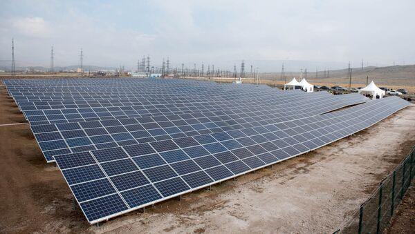 Солнечные панели в Талине - Sputnik Армения