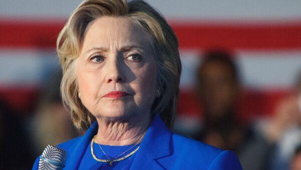 Хиллари Клинтон, архивное фото - Sputnik Արմենիա