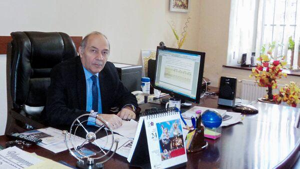 Президент ассоциации социологов Армении Геворг Погосян - Sputnik Արմենիա