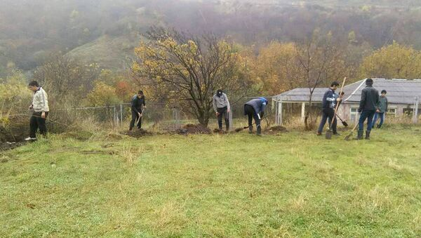 Село Баганис - Sputnik Армения