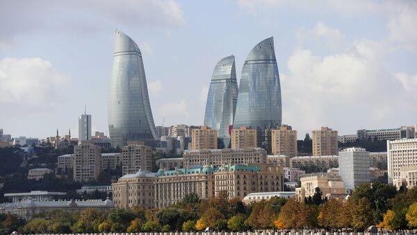Города мира. Баку - Sputnik Արմենիա
