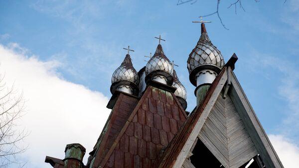 Православная церковь. Степанаван, Армения - Sputnik Армения