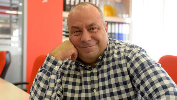 Олег Дмитриев - Sputnik Армения