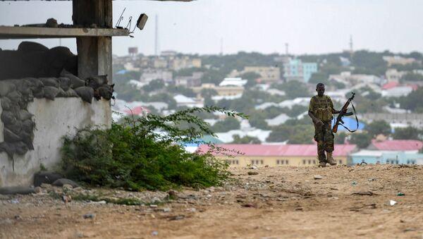 Солдат, Сомали - Sputnik Արմենիա