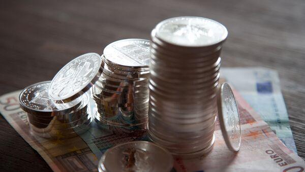 Евро банкноты и евроценты - Sputnik Արմենիա