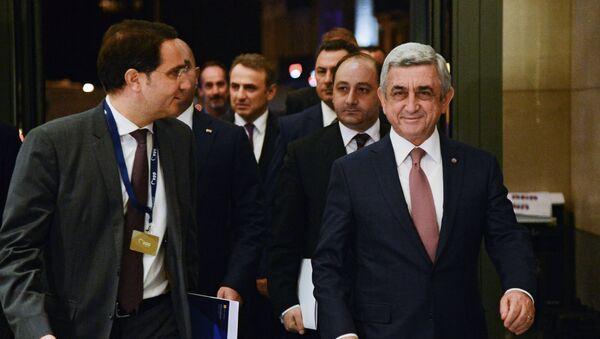 5-й Саммит Восточного партнерства в Брюсселе - Sputnik Армения