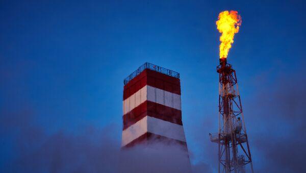 Нефтяная платформа Приразломная - Sputnik Արմենիա