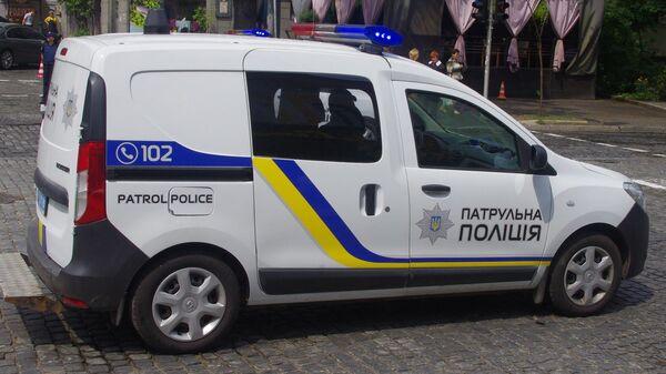 Ոստիկանական մեքենա - Sputnik Արմենիա