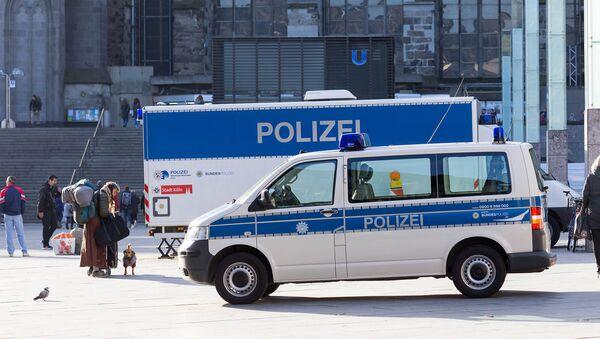 Полиция Германии - Sputnik Армения