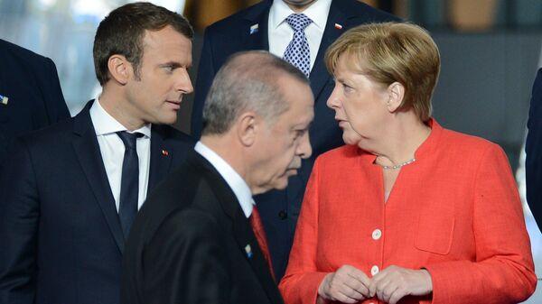 Саммит НАТО в Брюсселе - Sputnik Армения