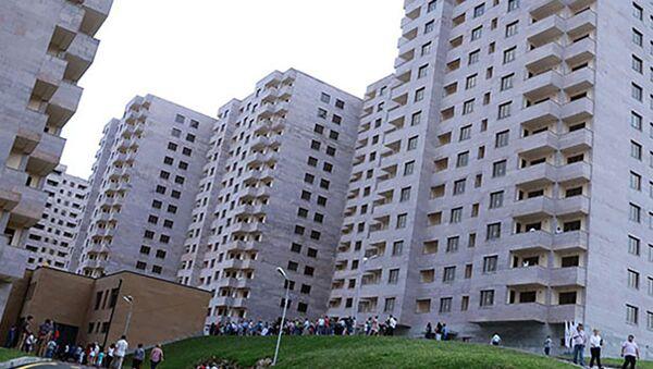 Жилое здание в районе Аван - Sputnik Արմենիա