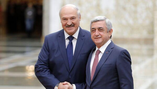 Саммит ОДКБ в Минске - Sputnik Армения