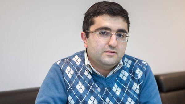 Вирусолог Оваким Закарян - Sputnik Արմենիա