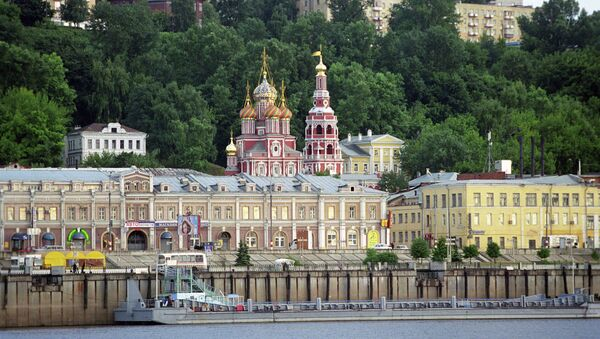 Нижний Новгород - город-организатор Чемпионата мира 2018 года - Sputnik Армения