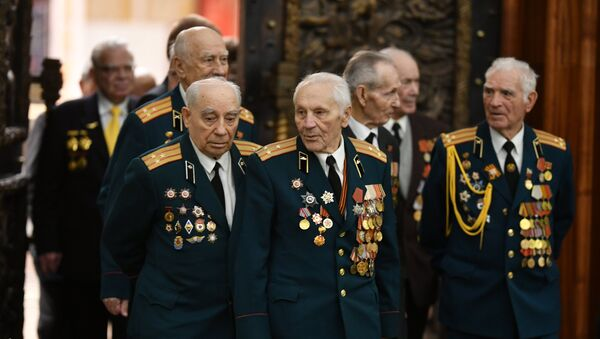 Бал Победителей в Музее Победы - Sputnik Արմենիա