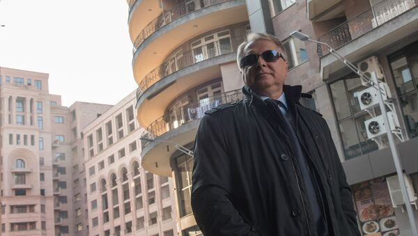 Люди Недели: Александр Цинкер - Sputnik Армения