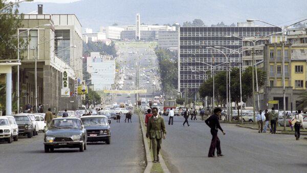 Столица Эфиопии - город Аддис-Абеба - Sputnik Армения