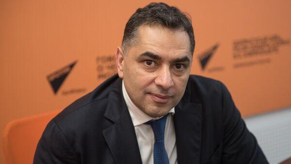 Ара Багдасарян - Sputnik Արմենիա
