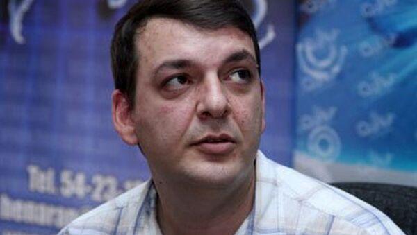 Տիգրան Քոչարյան - Sputnik Արմենիա