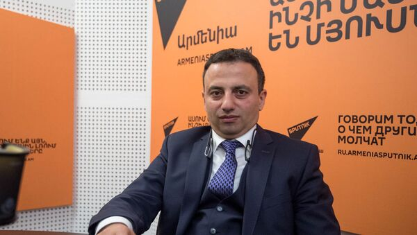 Ара Тарвердян - Sputnik Армения