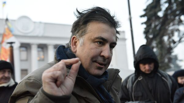 Михаил Саакашвили - Sputnik Արմենիա