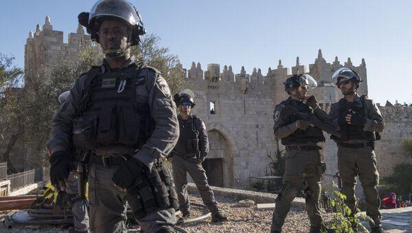 Ситуация в Иерусалиме - Sputnik Արմենիա