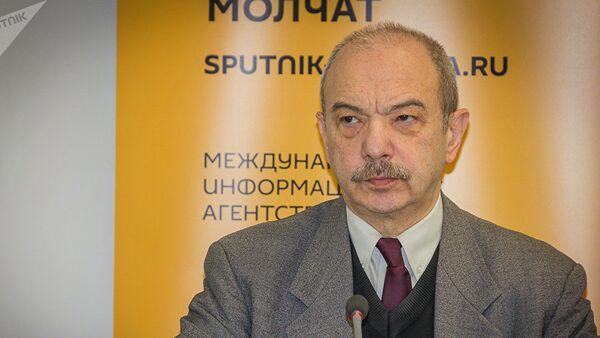 Петре Мамрадзе - Sputnik Армения